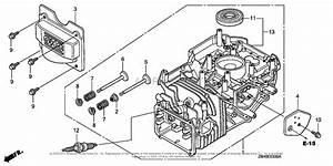 Honda Engines Gcv135 A2a Engine  Jpn  Vin  Gjaf