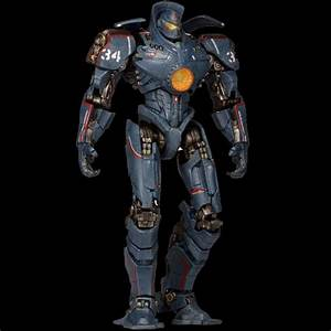 Pacific Rim - Gipsy Danger Action Figure | Legendary