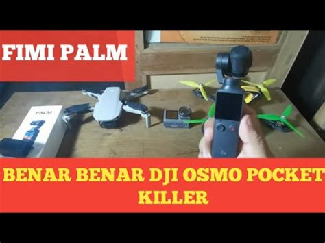fimi palm unboxing review  test youtube