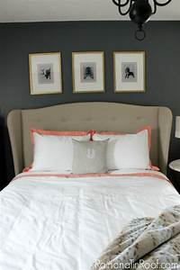 Master bedroom ideas for a mini makeover