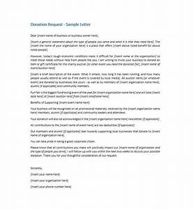 43 free donation request letters forms template lab With sample alumni fundraising letter