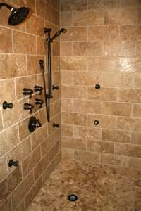 bathroom tile design patterns tile showers photos here 39 s a tile shower design with a
