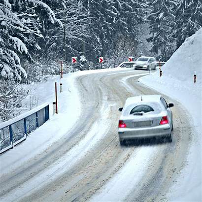 Drive Snowy Conditions Driving Snow Cars Paramount