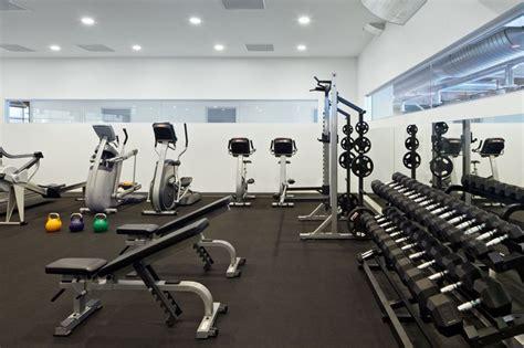 Gym Office Space Photos | Custom Spaces