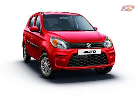 2020 Maruti Alto - Petrol vs CNG » MotorOctane » News