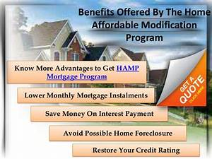 Learn About Home Affordable Modification Program