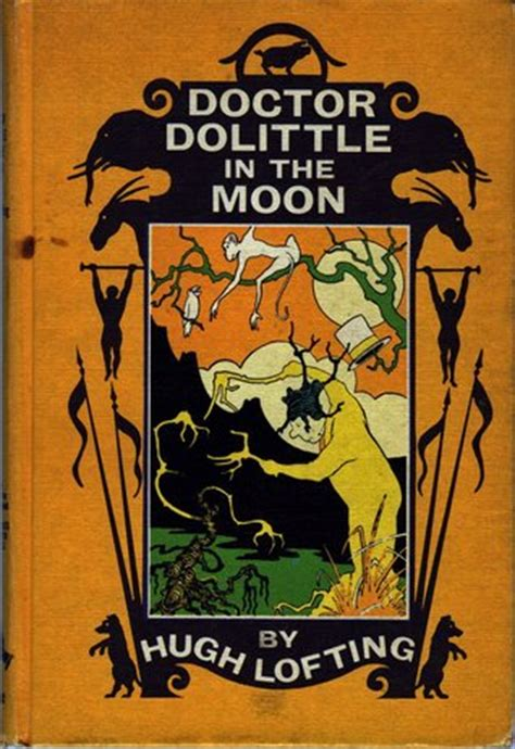 Doctor Dolittle In The Moon (doctor Dolittle, #8) By Hugh