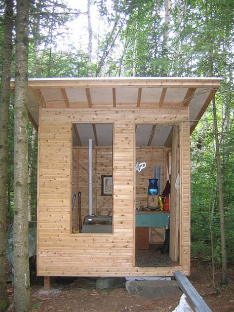 materials required  build  shed trony