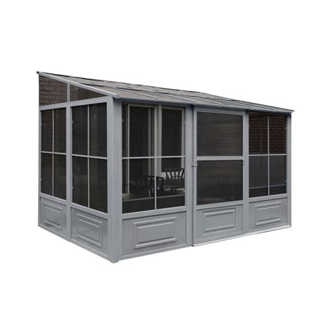 gazebo penguins gazebo penguin 8 ft x 10 ft x 12 ft aluminum add a room