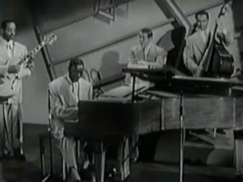 nat king cole his trio quot route 66 quot youtube