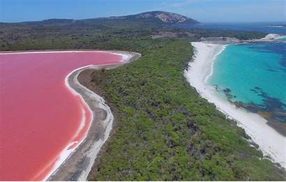 Lake Hillier Pink Why