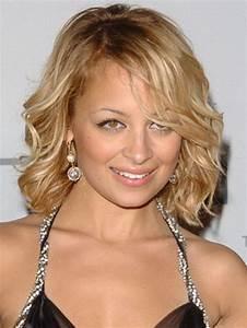 Coupe De Cheveux Pour Visage Long : coupe de cheveux mi long femme visage ovale ~ Melissatoandfro.com Idées de Décoration