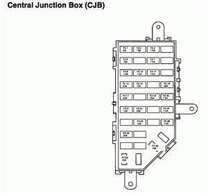 2001 Ford Ranger Fuse Box Diagram