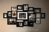 picture frame collage ideas This and That Creative Blog: Frame Collage