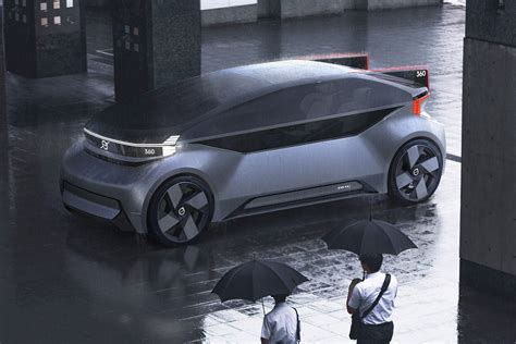 volvo s 360c concept car is a fully autonomous bedroom wheels the verge
