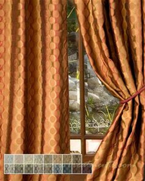 copper curtains images orange curtains burnt