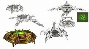 Starcraft 2 Screenshots Concept Art