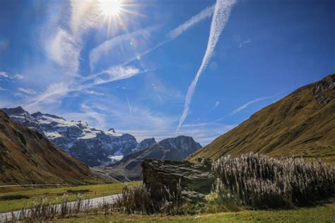 imagen gratis cielo azul paisaje sol naturaleza