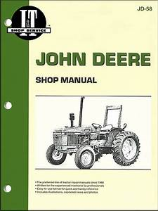 John Deere Repair Manual  2150  2155  2255  2350  2355