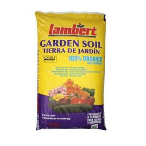 home depot garden soil lambert 2 cu ft garden soil 459748 the home depot