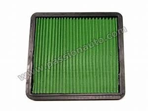 Green Filtre à Air : filtre air sport green 964 passionauto com passionauto com ~ Medecine-chirurgie-esthetiques.com Avis de Voitures
