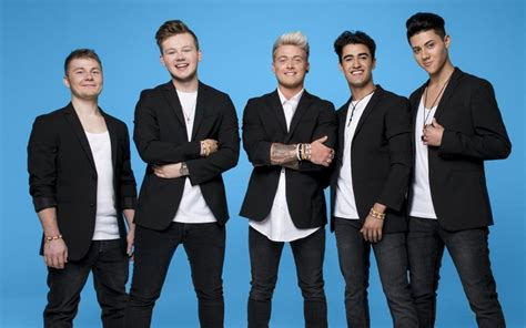 Let It Shine's Five to Five take on Take That in song