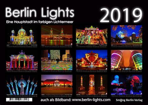 kalender berlin lights zum lichterfest kaufen