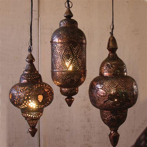 White Cylinder Lamp by Hanging Metal Moroccan Pendants Mediterranean Pendant
