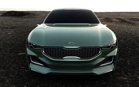 Kia Car Wallpaper Hd by 2015 Kia Novo Concept Wallpaper Hd Car Wallpapers Id 5269