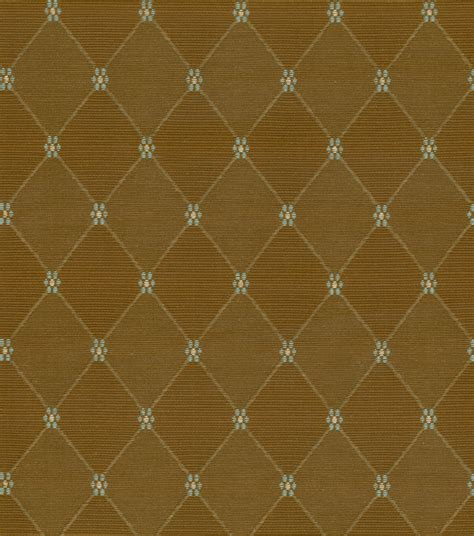 upholstery fabric better homes gardens weston chocolate