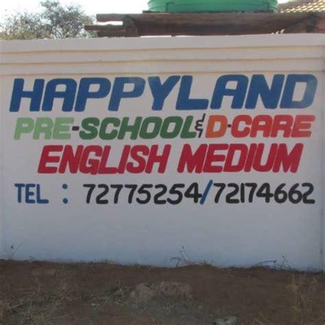 joyland day care centre  pre schoolenglish medium