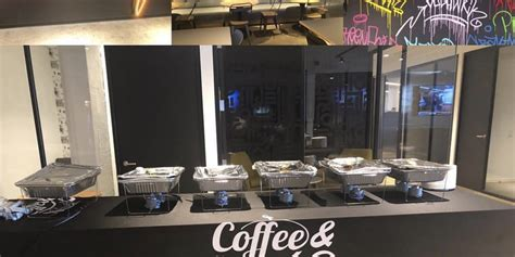 Where the coffee is hot, the chickens are happy, and there's always something delicious in the kitchen. Catering   Coffee & Cornbread - Teaneck, NJ