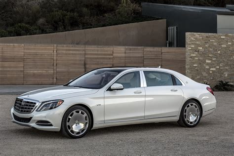 A Maybach by Mercedes Maybach Classe S 2015 Mercedes Autopareri