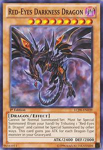 Card Tipsred Eyes Darkness Dragon Yu Gi Oh Fandom