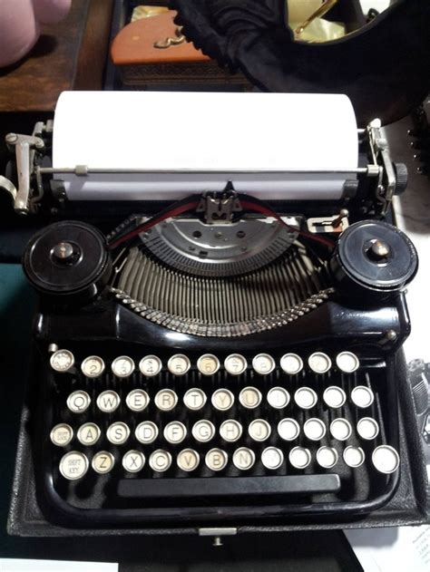 Typewriter Meme - pic 2 i was going to purchase this typewriter at the antiques market until i noticed it was
