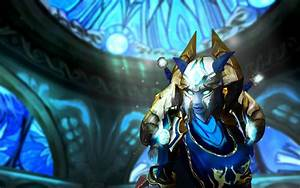 Veyl - Draenei Paladin by Findae-Wallpapers on DeviantArt