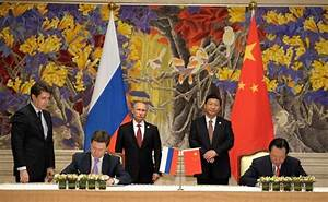 Partner Post – Challenges to Future Russia-China Energy ...