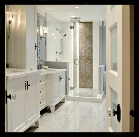 white rock traditional bathroom vancouver