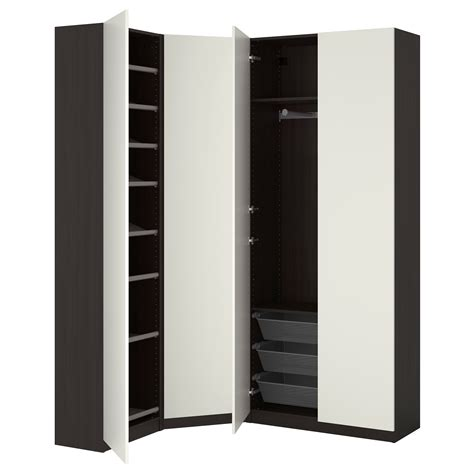 armoire ikea chambre dressing angle ikea galerie et cuisine wardrobes pax