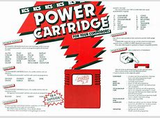 Commodore Info Page Brochures KCS Power Cartridge 2 [nl]