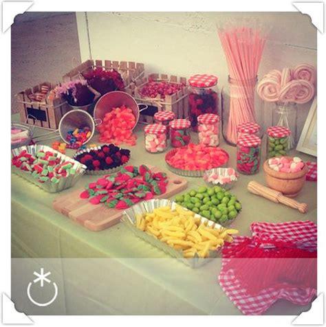ideas  candy bar salado  decoracion de