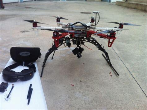 Drone F550 Dji Fpv + Ezuhf+goblin 500+f450kit Naza Lite