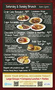 Weekend Brunch 11 am to 2 pm - Dodie's Cajun Diner at The ...