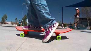 How to start and turn and stop a skateboard? - Learn To ...
