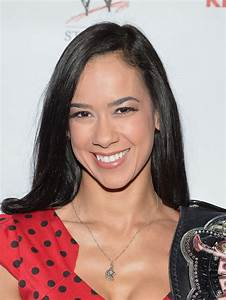 AJ LEE at Scooby Doo! Wrestlemania Mystery Premiere in New ...
