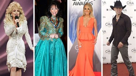 Country Music Stars To Embrace Highend Fashion Labels For