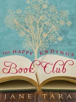 happy endings book club  jane tara reviews