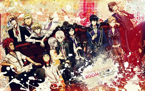 K Project Anime Wallpaper - k side according to marium