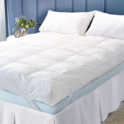 6002 feather bed topper 12cm duck feather mattress topper innovations