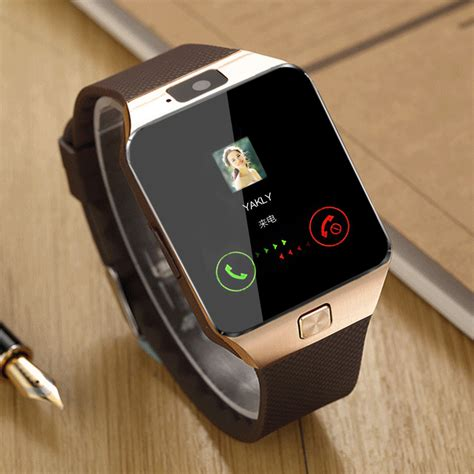 smartwatch for android 2017 new smart dz09 with bluetooth wristwatch